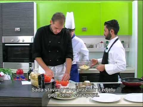 Italian Cuisine, episode 2, Atlas TV
