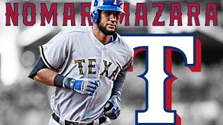 "Nomar Mazara || ""The Big Chill"" 