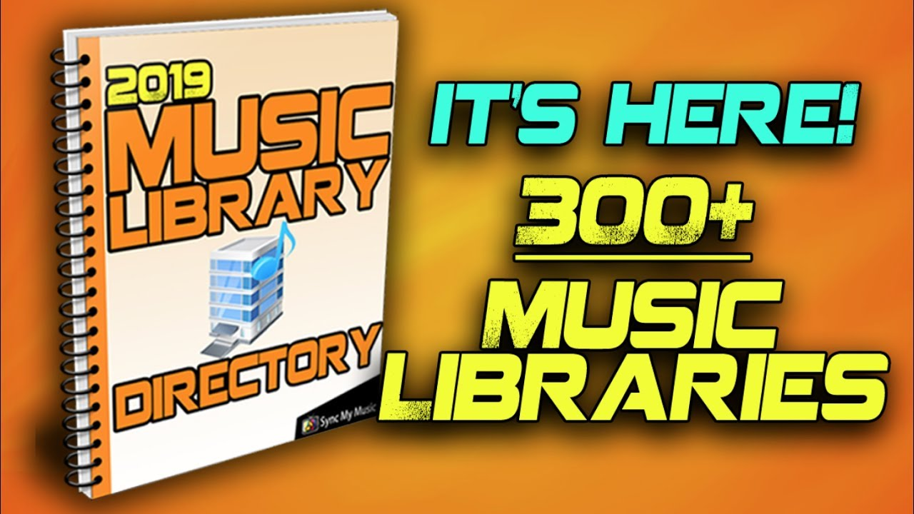 2019 Music Library Directory Now Available Youtube