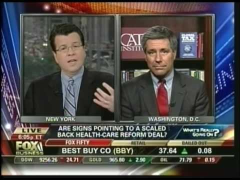 Dan Mitchell discusses health care on FBN