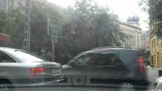 Budapest Király utca - Ferenc körút