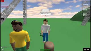 Amazing Animation Testing game on roblox