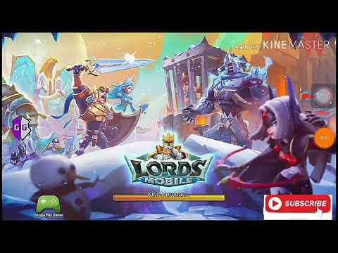 Cheat Trops Lords Mobile 99M Trops 😎 ||GAME GUARDIAN||