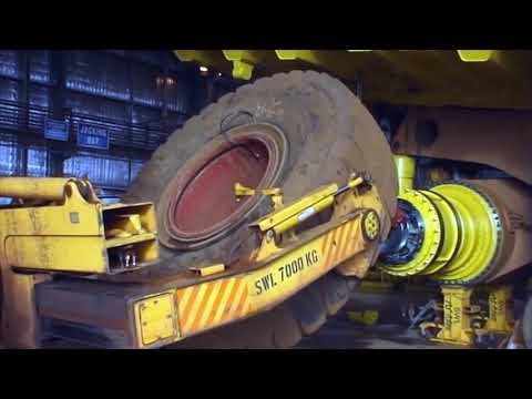Mining Tyre Incident and Response