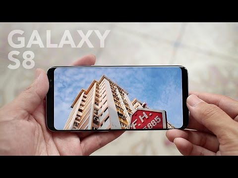 Samsung Galaxy S8 Review: To Infinity And Almost Beyond