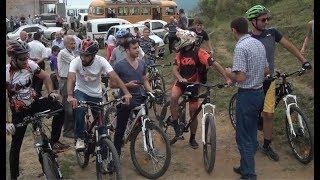 Հեծանվային արահետի բացում  «ԴԲԱ Ձորագյուղ»