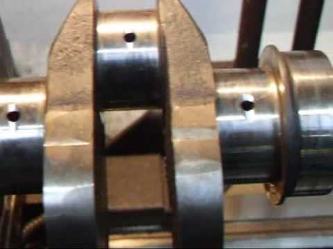 Crankshaft Oil Hole Chamfering