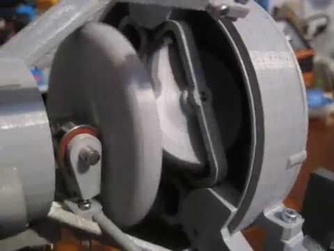 3D printed variator