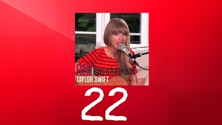 Taylor Swift  - 22 (Acoustic Performance From RED Album)