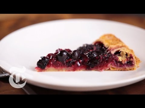 Fruit Galette | Melissa Clark Recipes | The New York Times