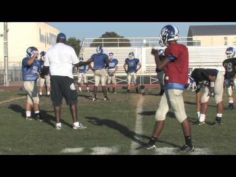 Hopes high at Bear Creek with new football coach - YouTube