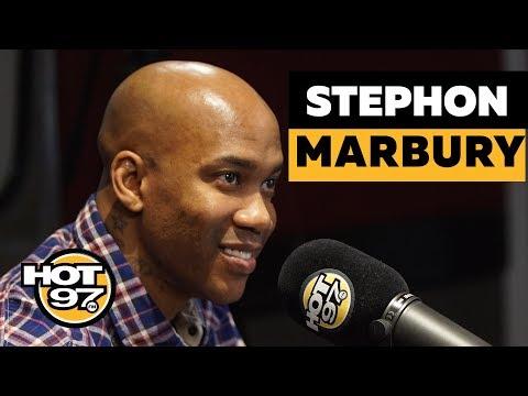 Stephon Marbury Keeps It REAL On Knicks, JayZ, Kobe Bryant, Influence + Playing In China