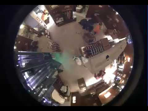 Hermes Fashion Valley Burglary Video 1
