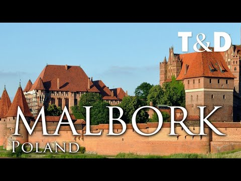 Malbork -  Castle of the Teutonic Order - Poland Tourist Guide - Travel & Discover