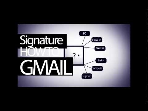 SOLVED | Gmail signature too long try a shorter signature