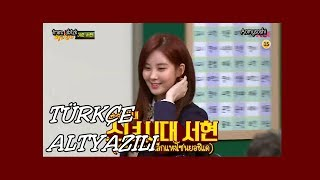TÜRKÇE ALTYAZILI Knowing Brother Epsiode -63
