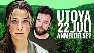EN FORFERDELIG FILMOPPLEVELSE DU MÅ SE! || Utøya 22.juli anmeldelse