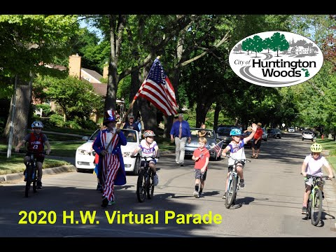 2020 HW Virtual Parade