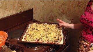 Пицца Дома Как Сделать Пиццу Дома Простой Рецепт Вкусной Пиццы Pizza