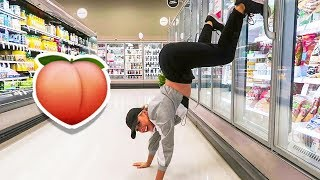 FUNNY DARES IN GROCERY STORE WITH GIRLFRIEND