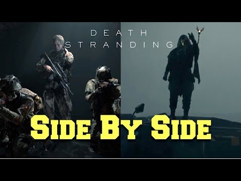 Death Stranding Trailers