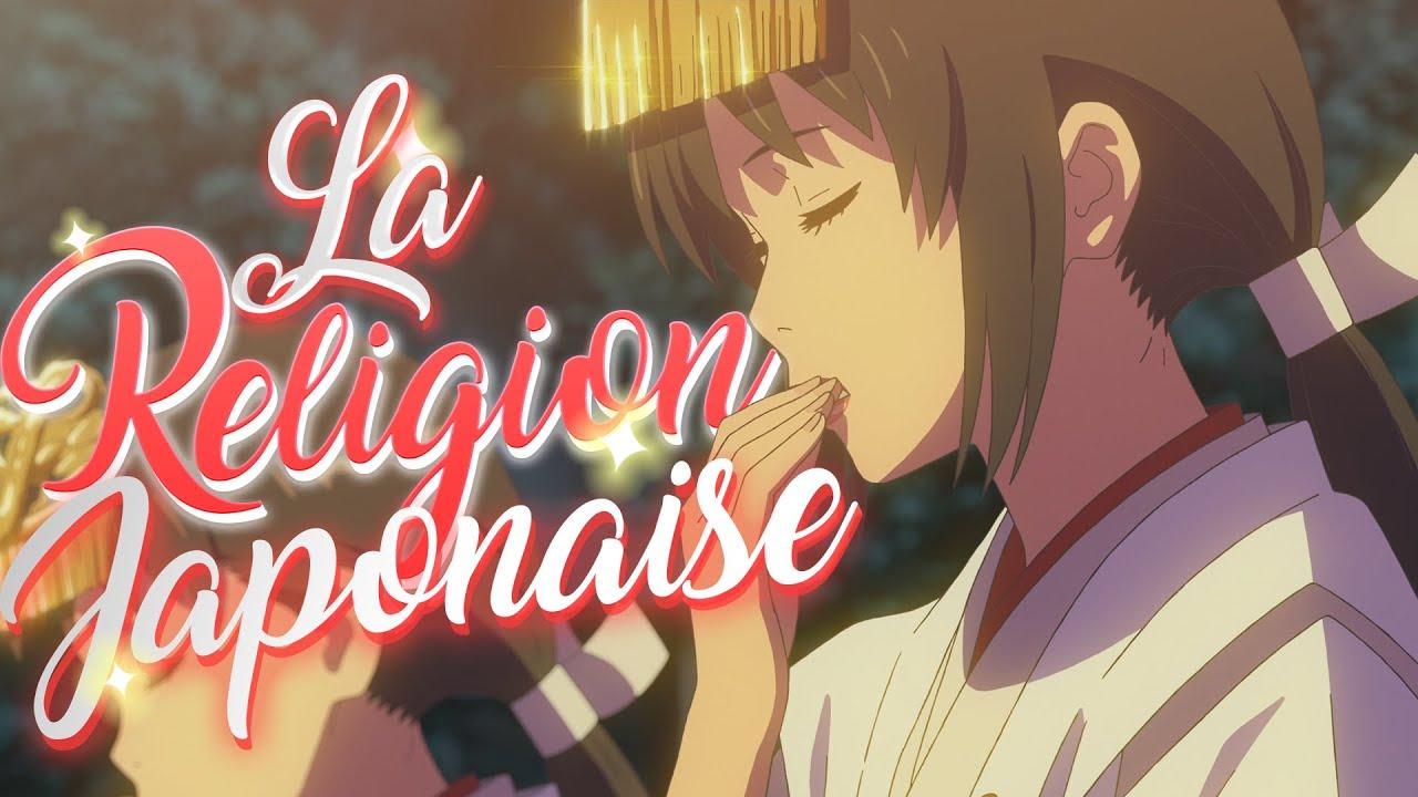 L'IMPORTANCE de la RELIGION et de la MYTHOLOGIE JAPONAISE dans les ANIMÉS !!!