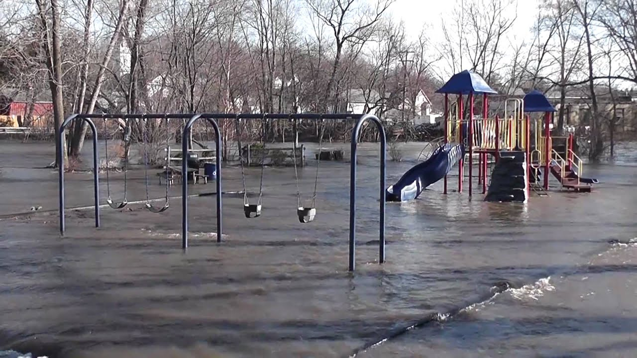 Playground Fail New Jersey Flooding YouTube