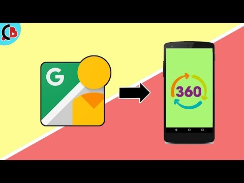How To Take 360 Degree Images Using any Smartphone? And Share With Facebook || Creative Bijoy📱