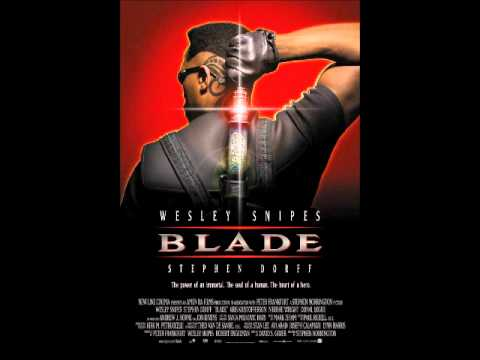 Blade 1998  Blood Rave  Confusion