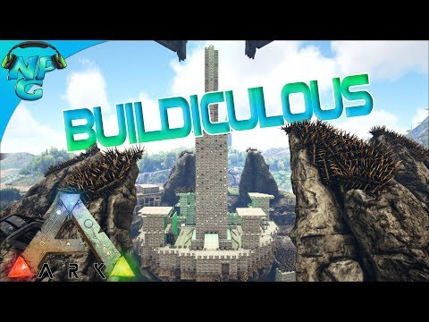 Build to the Sky  Our Castles Tower Will Reach the Obelisk! Nerd Parades Game of Obelisks! E10
