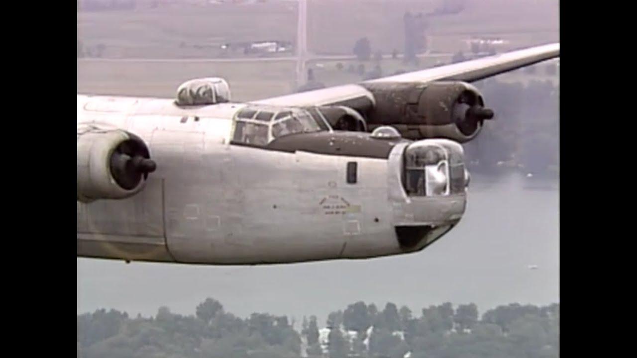 Liberator airplane