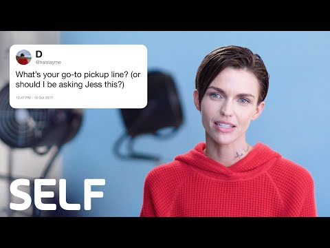 Ruby Rose Answers Questions From Her Biggest Twitter Fans | SELF