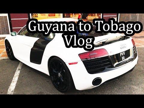 Vlog - Guyana to Tobago (Trinidad) - Sept 2017