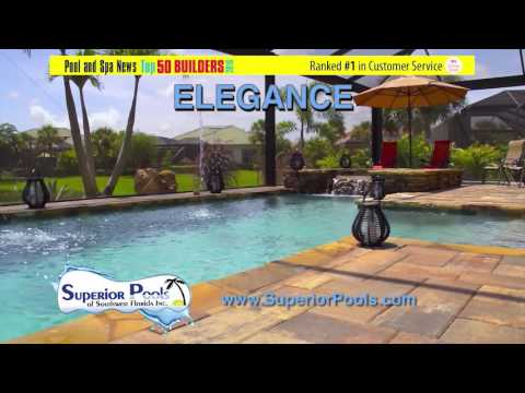 Superior Pools 2016 & 2017 Top 50 Pool Builder Tv Commercial