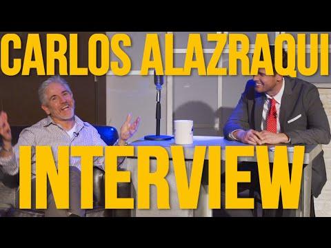 Carlos Alazraqui from Comedy Central's Reno 911! Interview - Episode 10