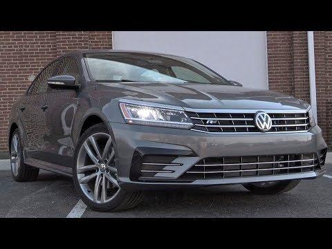 2018 Volkswagen Passat R-Line: Review