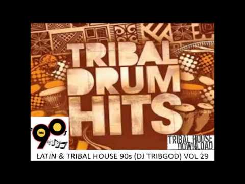 Latin Tribal House 96