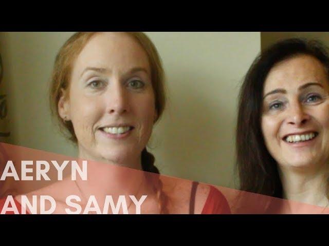 Facial Feminization - Patient Testimonial- Aeryn and Samy