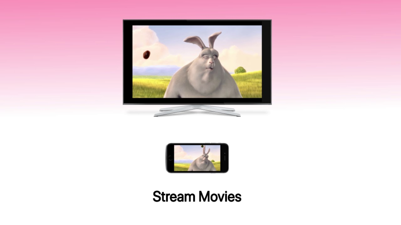 Trailer Mirror for Samsung TV - AirBeam TV - app iPhone & iPad