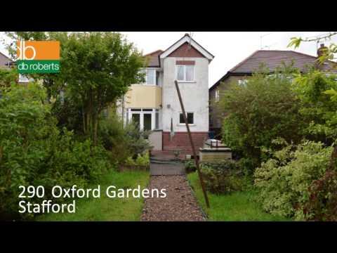 290 Oxford Gardens, Stafford