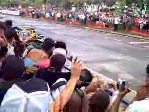 F1 RED BULL RACING TEAM - COSTA RICA