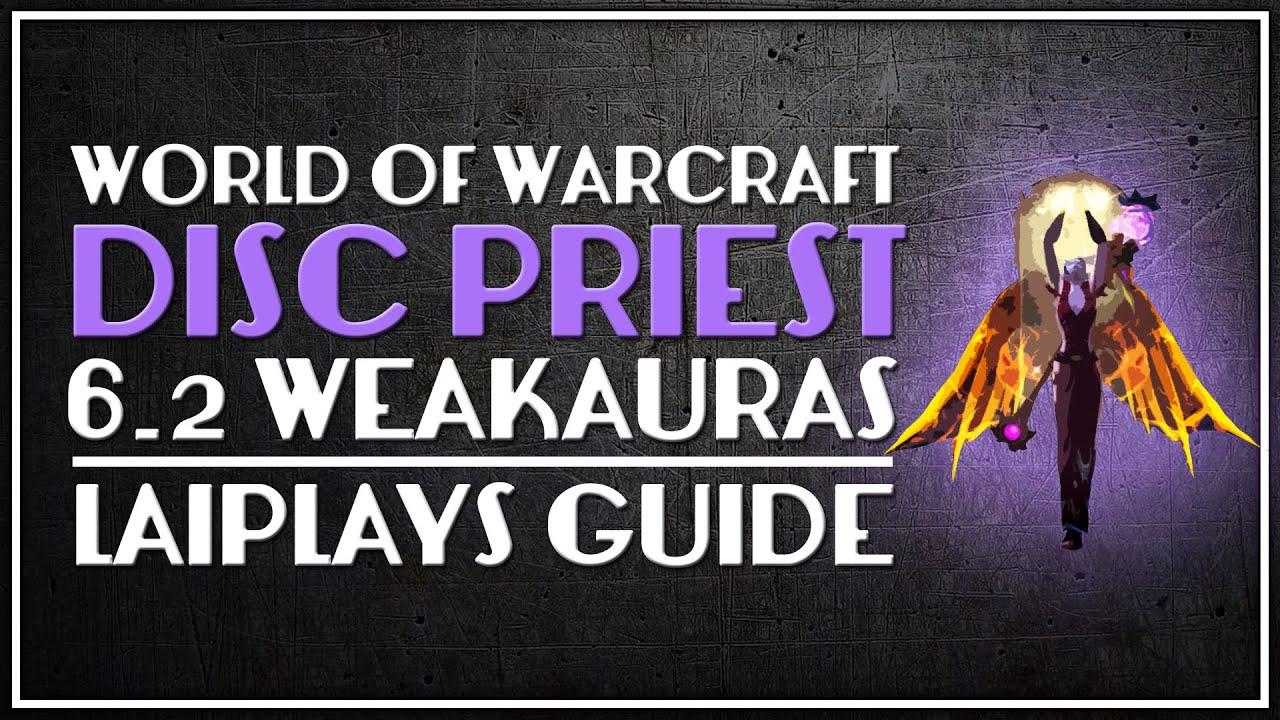 Discipline Priest Ring Weakauras