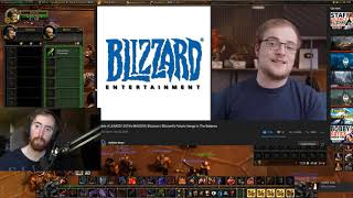 "Asmongold WATCHES ""Diablo 4 LEAKED, BLIZZARD's Future"""