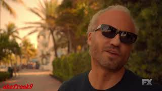 American Crime Story, Versace 2x01- Andrew Cunanan and Gianni Versace ( Opening Scene)