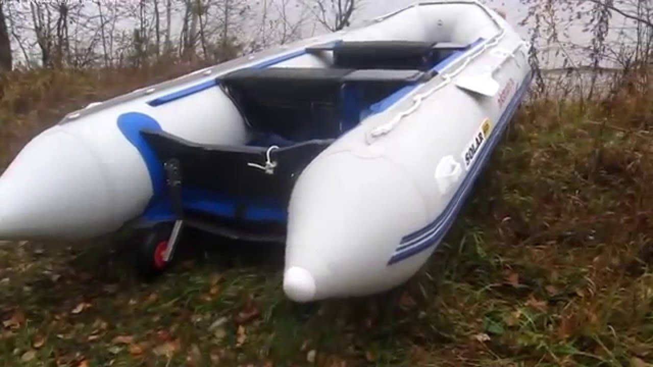 колеса для лодки пвх флагман