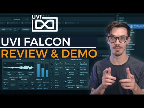 UVI Falcon Review & Demo - The Ultimate VST [Review // Gear // Sound Demo]