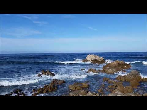Asilomar state beach Pacific Grove California