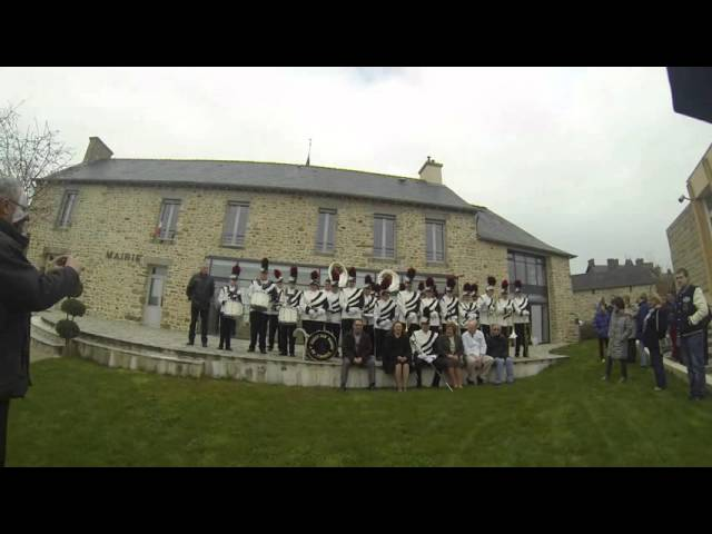 Clip Fanfare de Chezy sur Marne
