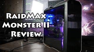 Raidmax Monster II Case Review!