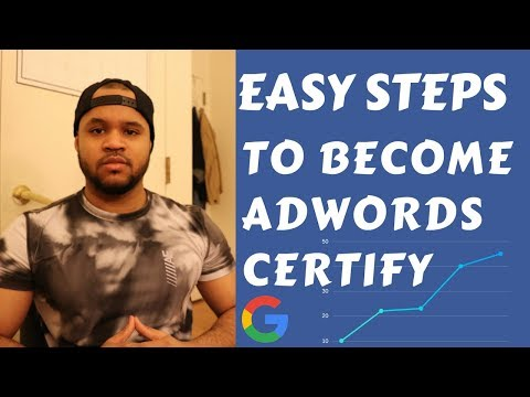 Become AdWords Certify fast! / Seth digital Marketing Course